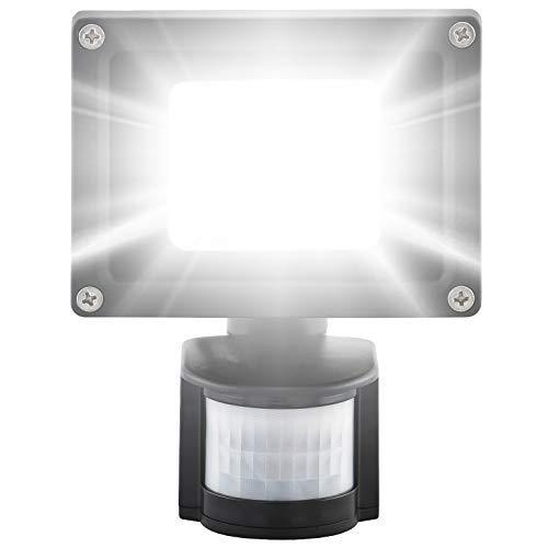 Solarlampen für außen mit bewegungsmelder, Super LED Solarbetrieben Sicherheitslicht - Solarlampen mit Eingebaut PIR Nacht und Bewegungs Sensor - Wasserfest Solar Licht - Solarleuchten für Außen, Garten, Schuppen, Garage, Hof, - Licht Garage Sensor