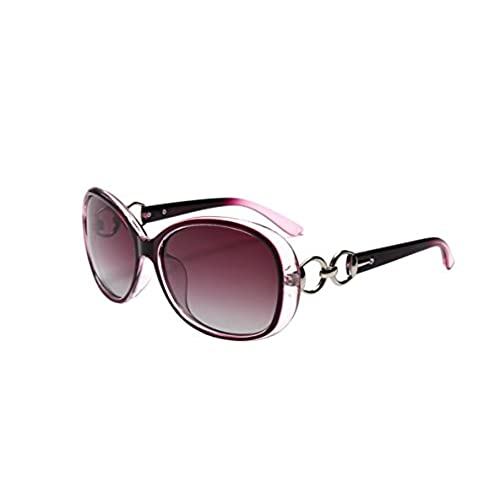 Womens Violet Sunglasses, Pink, 60 Eyelevel