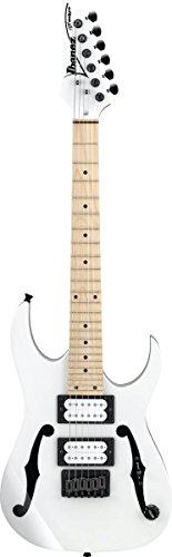 Ibanez PGMM31-WH Paul Gilbert Mikro · Guitarra eléctrica