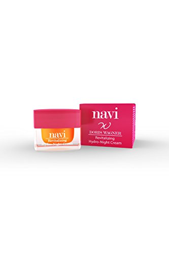 Navi Revitalizing Hydro-Night Cream, Reisegröße 1 x 4 ml Anti-Aging Hyaluron