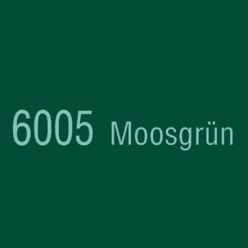 Preisvergleich Produktbild Brantho Korrux nitrofest 5 Liter 6005 Moosgrün (22,39 EUR/l)