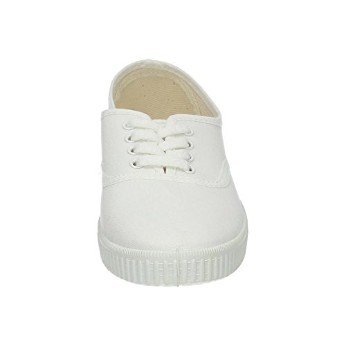 javer Women's Sneakers White Size: 2