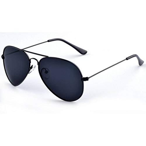 HHCUIJ Driving Metal Frame Pilot Sonnenbrille Herren Polarisierte Sonnenbrille Brillen Designer Fashion Classic