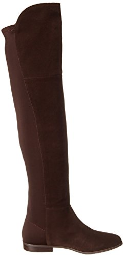 Chinese Laundry Riley Rund Wildleder Wasserstiefel Chocolate