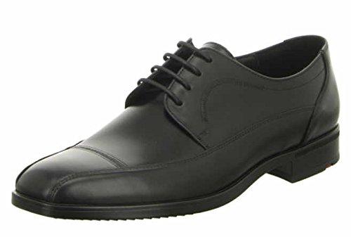 LLOYD SHOES GmbH Jerez - Zapatos de Cordones Para Hombre, Color Negro, Talla 44.5 EU