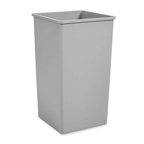 Rubbermaid LLDPE Untouchable starr, Trash lassen, quadratisch -