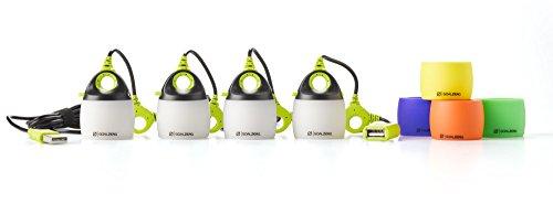 Goal Zero Light-a-Life Mini Quad USB-Light Set