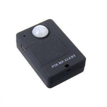 Preisvergleich Produktbild Wireless PIR Sensor Infrarot-Bewegungsmelder GSM Alarmanlage Alert A9