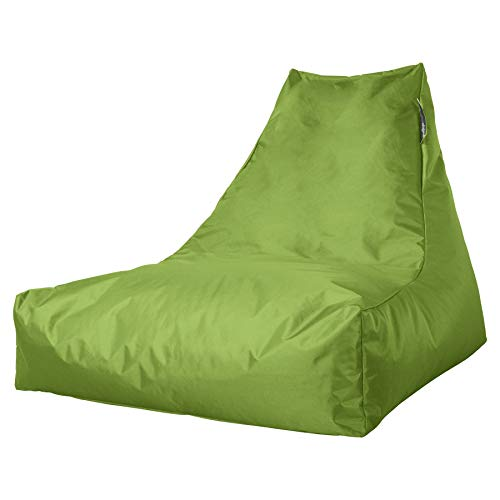 Big Bertha Original, Lounger Sitzsack Outdoor, Sessel, Hellgrün