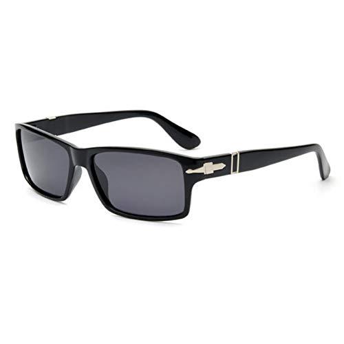 SUNNYJ Sonnenbrille Retro Polarisierte Sonnenbrille Männer Fahren Kreuzfahrt James Bond Sonnenbrille Rechteck Eyewear Für Frauen 1