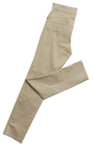Olsen beige Skinny Mona jeans14001426 Beige - Sand Beige