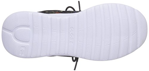 Globe - Roam Lyte, sneakers  da unisex adulto Multicolore(Mehrfarbig (black/leaves 20092))