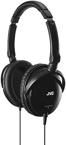 JVC HA-SR625-B Kits Oreillette Connecteur(s):Jack 3,5 mm Noir