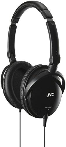 JVC HA-SR625 Padiglione auricolare Stereofonico Cablato Nero auricolare per telefono cellulare