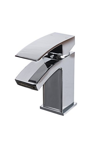 lauder-modern-waterfall-effect-square-basin-sink-mixer-tap-incl-clicker-waste-lifetime-guarantee-by-