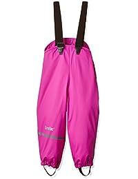 CareTec Pantalones Impermeable Unisex Niños, rosa (Real pink 546), 80 cm