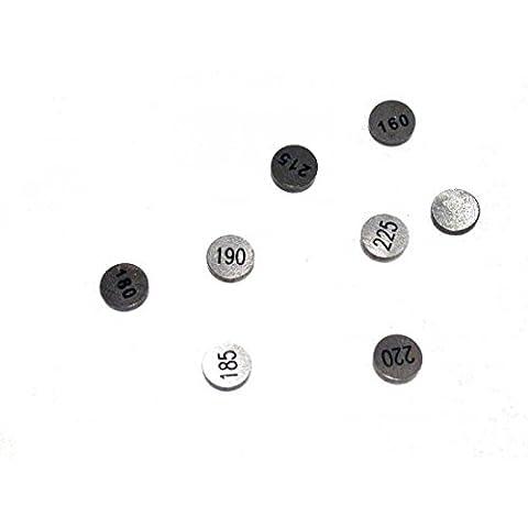 Kit von LabelOcean Ventile 7,48mm–Hot Cams 509900