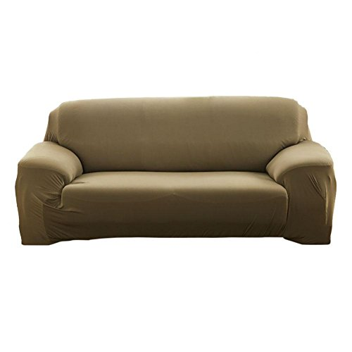 Anysell elasticizzato divano slipcover sofa copre chair covers con morbido antiscivolo form fit, 3 posti