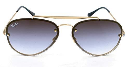 Ray-Ban Unisex-Erwachsene Mod. 3584N Sonnenbrille, Schwarz, 58