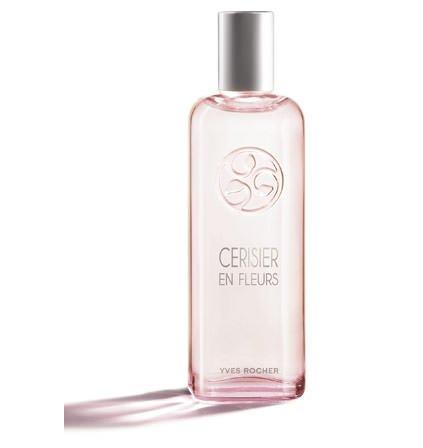 Yves Rocher – Eau de Toilette Kirschblüten (100 ml): Die Frische der Kirschblüten in einem Damen-Parfum