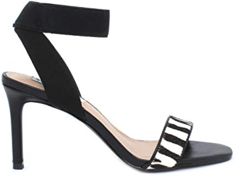 Gentiluomo   Signora Steve Madden Sandalo Sandalo Sandalo FONDU Zebra Design innovativo una buona reputazione nel mondo Diversi stili e stili   Design Accattivante    Scolaro/Signora Scarpa  0f5778