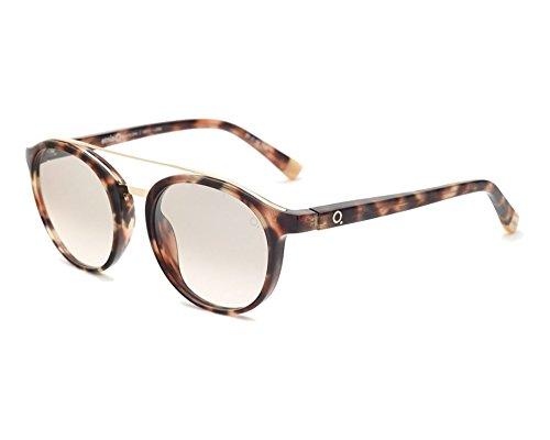 Etnia Barcelona Verdi LEBE, Leopard/Beige, 51-19mm, Round, Sunglasses
