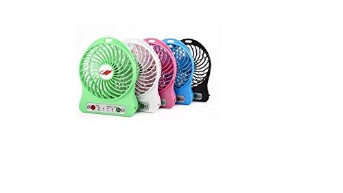 Vivaans Mini Fan(Green)