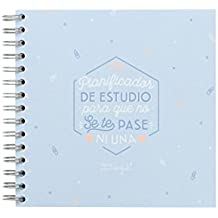 Planificador de estudio Mr. Wonderful para que no se te pase ni una