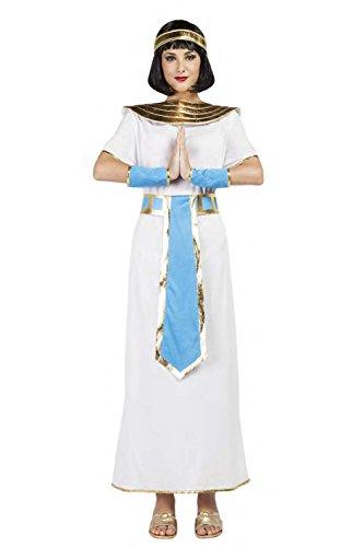 Imagen de disfraz egipcia faraona talla s
