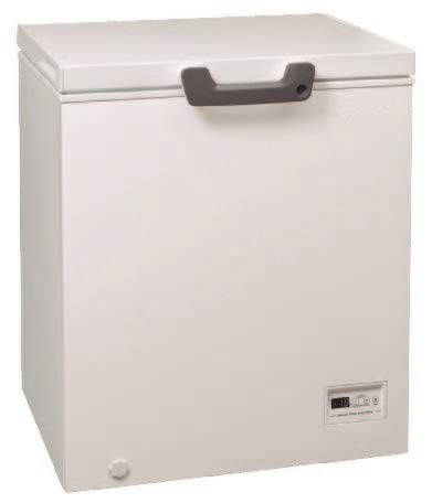 Congelador Horizontal Con Capacidad total 150L Biolaper