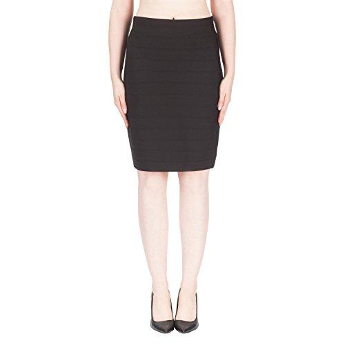 Joseph Ribkoff Black Skirt Style - 32330 Collection 2019