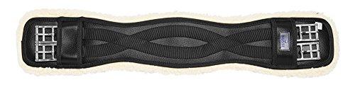 Busse Sattelgurt Cross-DR-Fell, 50 cm, schwarz, 50 - 50 Cross