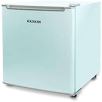Mini Frigo iOCHOW R1, 45L, A + Technologie D'économie D'énergie, Congélateur Intégré 5L, Un Petit Réfrigérateur (Petit Frigo) Avec Un Système De Réfrigération Avancé