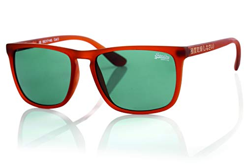 Superdry SDS Shockwave 103 Lesebrille Größe 55-17 / orange-braun / 0 Dioptrien