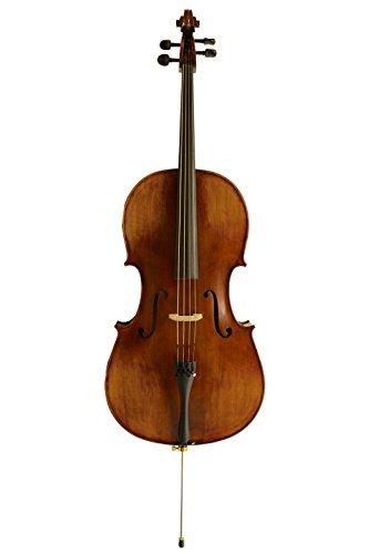 Sinfonie 24 Einsteiger Cello aus Hamburger Geigenbau Manufaktur (Plus II) 4/4 - inkl. Lenzner Goldtwistle Saiten