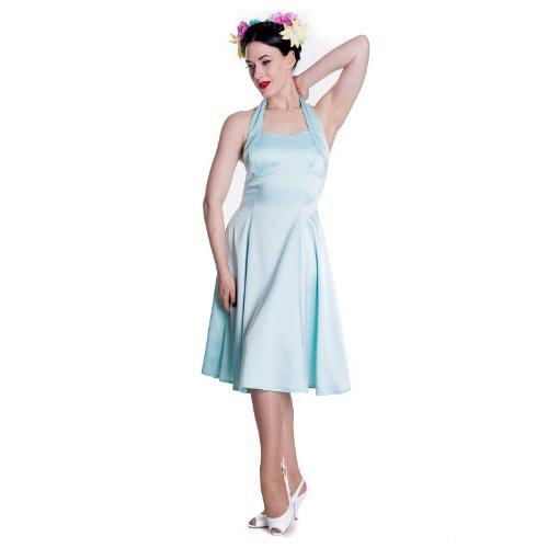 Robe robe mACY bunny bleu clair Bleu - Aqua