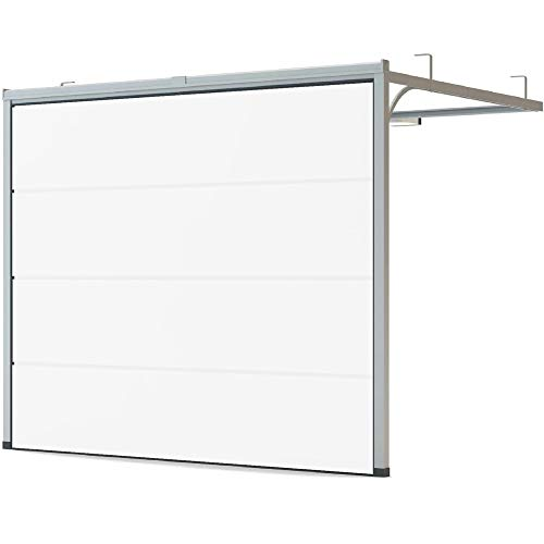 altor | Woodgrain | Weiß RAL 9016 | Größe 2500 mm x 2125 mm ()