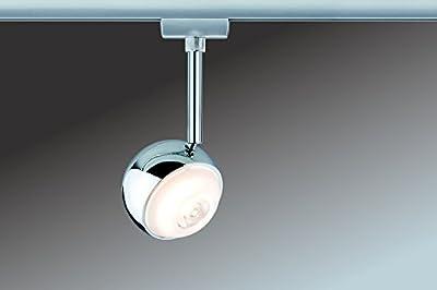 Paulmann LED Spot Capsule für URail Schienensysteme 4,5 Watt, 241 Lumen, Warmweiß 95278