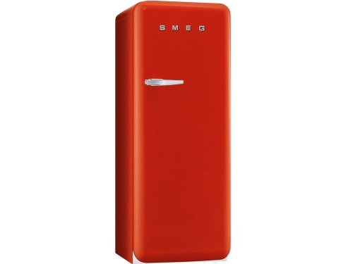 Smeg CVB20RR1 Independiente Vertical 170L A+ Rojo