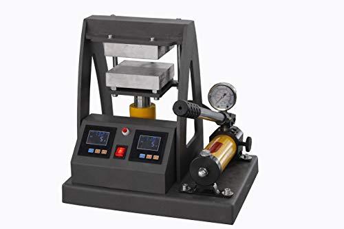 Preisvergleich Produktbild Manuelle Hydraulische Kolophonium Presse,  10 Tonnen