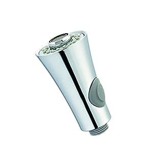 EISL NIZ183ESCR-01-PR – Alcachofa para ducha de fregadero