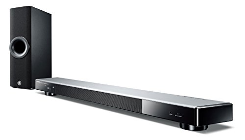 Yamaha - YSP 2500 SI - Son Surround 7.1 - Bluetooth - Argent