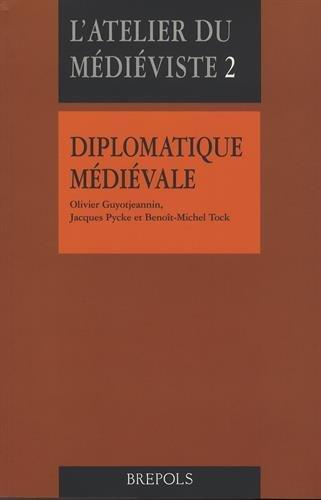 Diplomatique médiévale