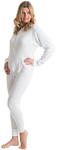 Octave -  Coordinato abbigliamento termico  - Donna White