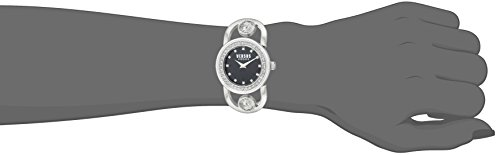 Versus by Versace Women's 'CARNABY STREET CRYSTAL' Quartz Stainless Steel Casual Watch, Color: Silver-Toned (Model: SCG160016)