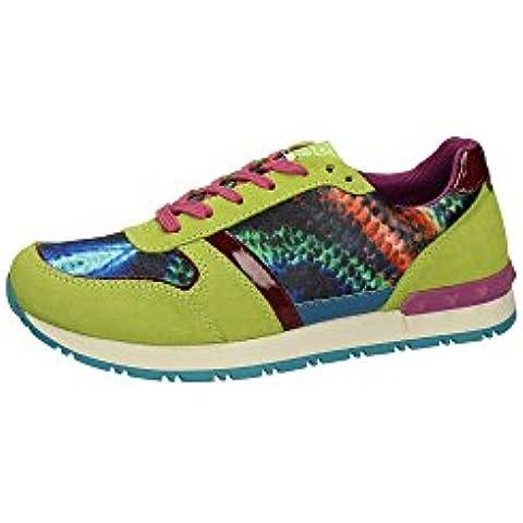 Gioseppo - Zapatillas para mujer Verde verde