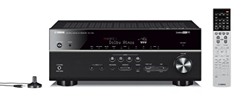 31xaQUGqtGL - BEST BUY #1 Yamaha RXV681 MusicCast 7 Channel AV Receiver - Black Reviews and price compare uk