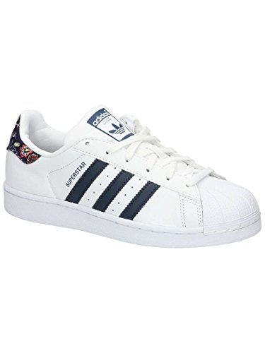 adidas Damen Superstar W Basket, Multicolore