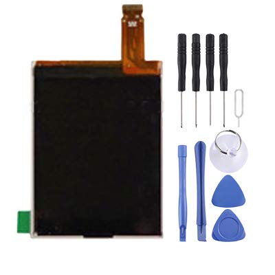 Dayday LCD Display Hochqualitatives Reserve-LCD-Bildschirm for Nokia N95 for Nokia (Farbe : Color1) -