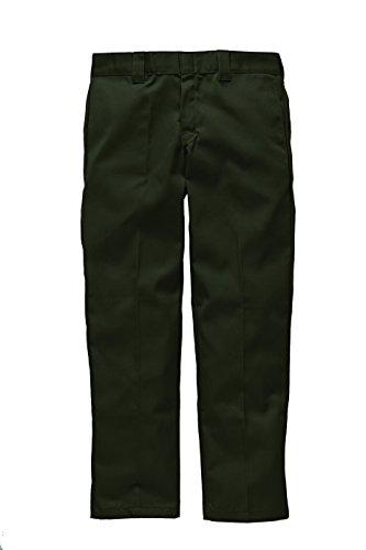 Dickies Herren Slim Straight Arbeitshose, Grün (Olive Green Og), W38/L34